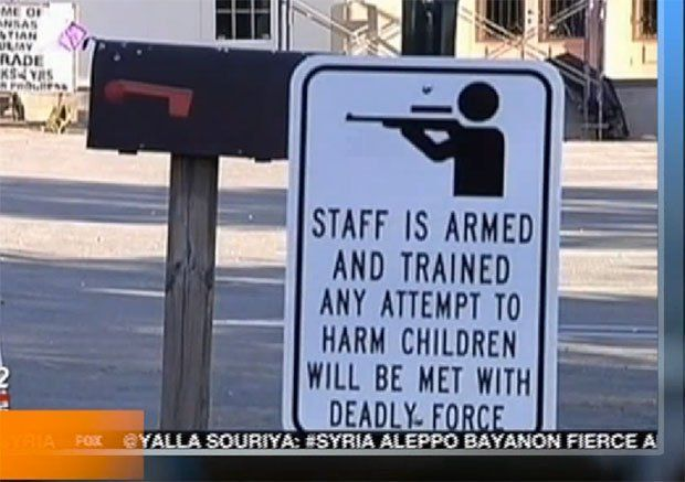 why teachers are allowed to carry Something horrible happened at sandy hook elementary no one can accept  this happening to children now there are calls to do something.