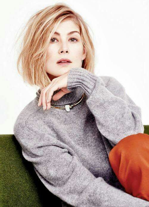 Rosamund Pike as Nathalie Fisher