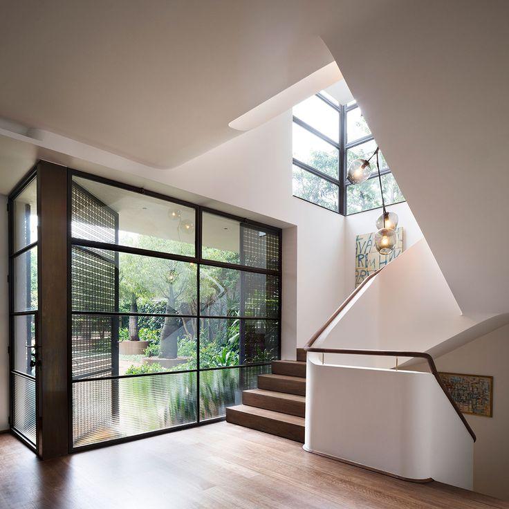 Meer dan 1000 idee n over buiten trappen op pinterest for Buitentrap met bordes