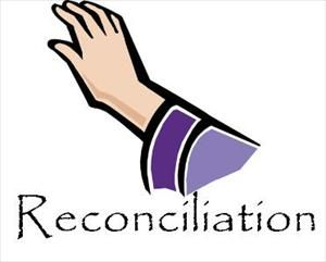 """Penance and Reconciliation: Those who approach the """"Sacrament of Penance and Reconciliation"""" obtain pardon from God's mercy for the offense committed against him, and are, at the same time, reconciled with the Church which they have wounded by their sins and which by charity, by example, and by prayer labors for their conversion. [ CCC 1422 ]"""
