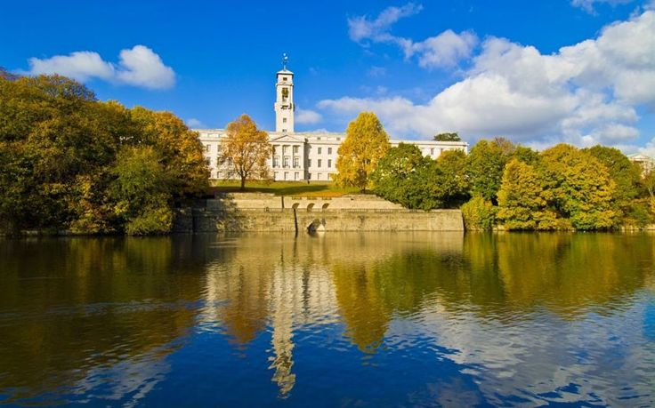 "Nottingham city may have spent recent years attempting to shake off its unwanted ""Gun Capital"" moniker, but there's never been any doubting the beauty of its university buildings, including the Trent Building – a grade II-listed limestone structure opened by King George V in 1928.  Picture: Alamy"