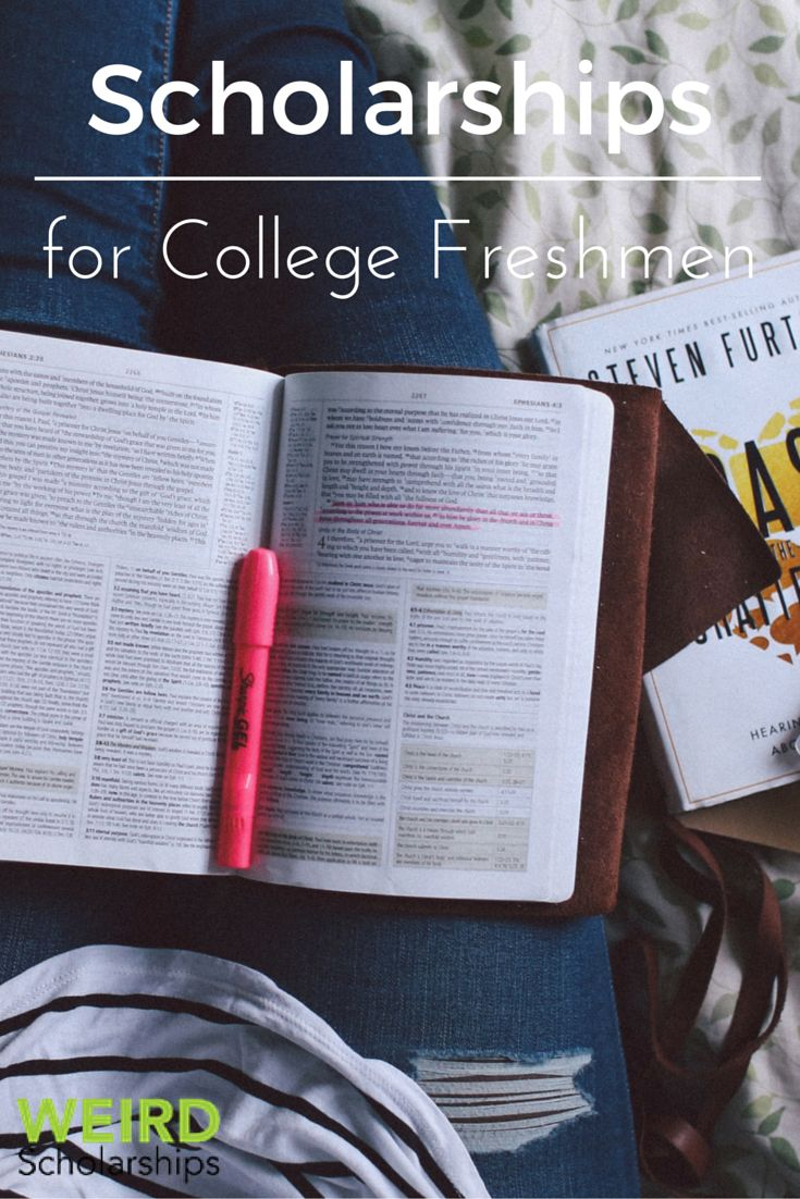 Many students stop looking for college scholarships once they are accepted to a college. They accept whatever financial aid they were awarded in high school or whatever scholarships that the financial aid and admission's offices determined that they were eligible for during their application process. However, this is a mistake because there are thousands of additional grants that are available to help first year college freshmen fund their studies. Some of these awards are small and can help…