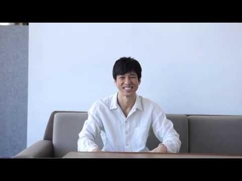 ウチカフェアイス西島秀俊出演TVCM インタビュー動画