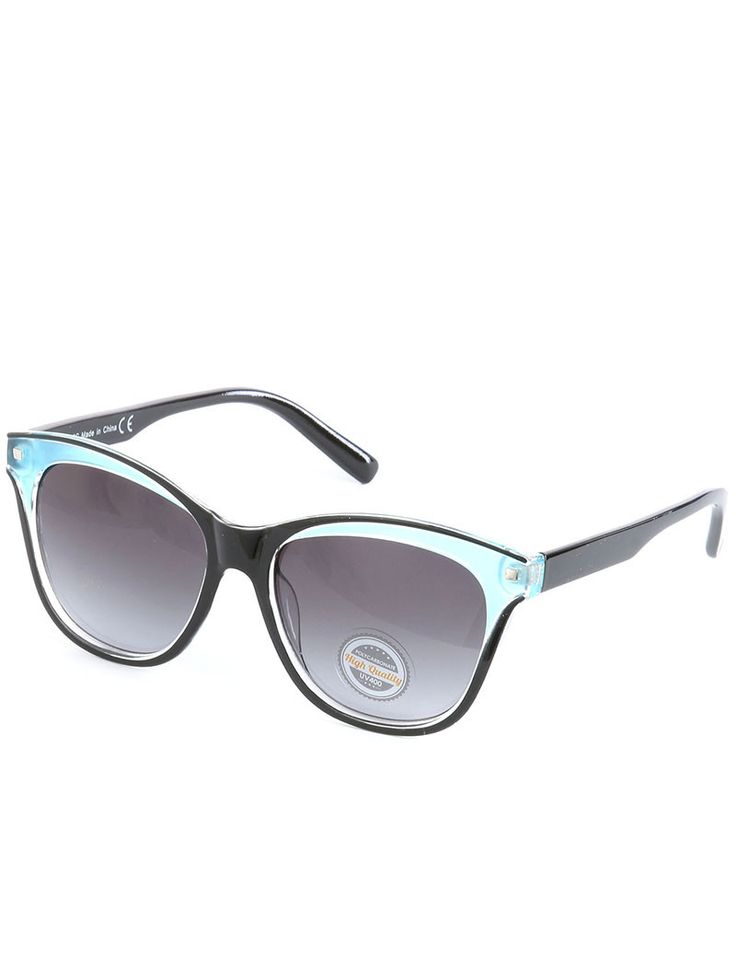 Wayfarer Sunglasses JDA9560AQABLK