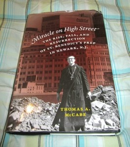 Miracle on High Street about St. Benedict's Prep in Newark (where my dad went!)...really interesting if you're a history nerd from the NJ Catholic school culture