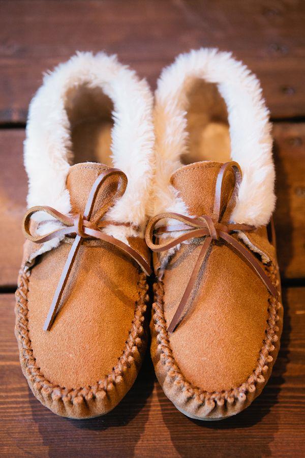 Minnetonka Moccasins - Chrissy Slippers