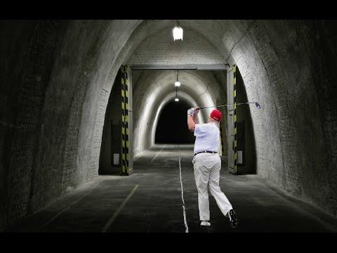 Trump Is Hiding In A Nuclear Bunker