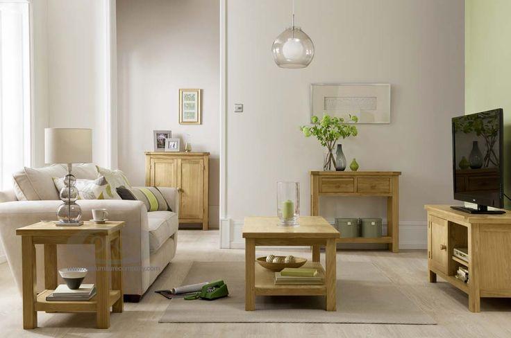 Classic Oak Living Room Furniture