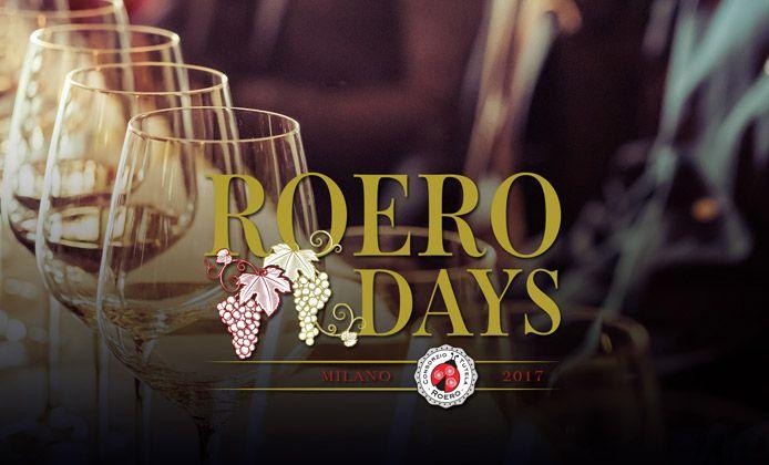 Roero Days 2017: 2 giorni di assaggi, dibattiti e approfondimenti sulla Docg Roero