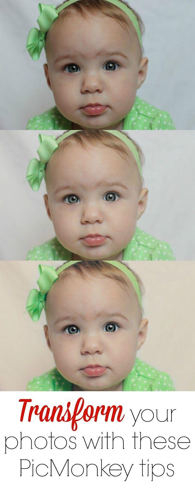 Just a Touch of Crazy: Transform your photos with these PicMonkey tips #wakeupwednesdays #apeekintomyparadise