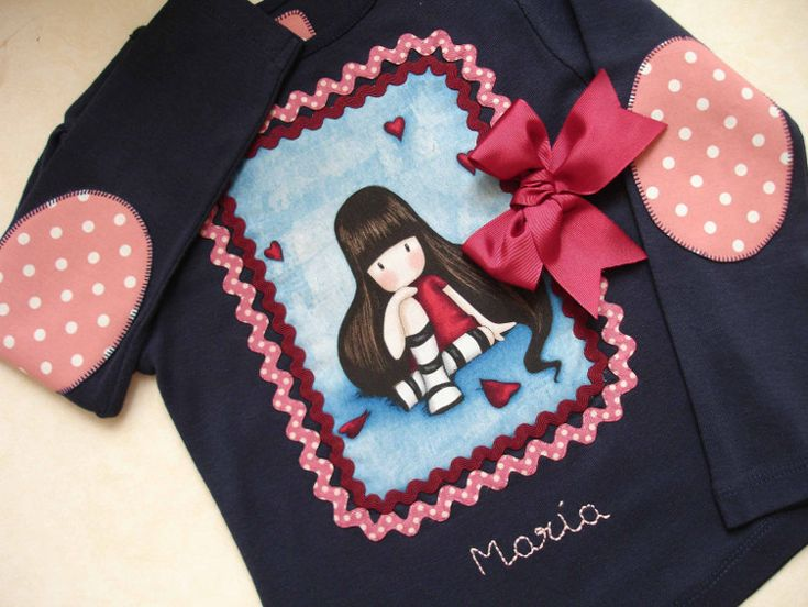 Camiseta Gorjuss María 3