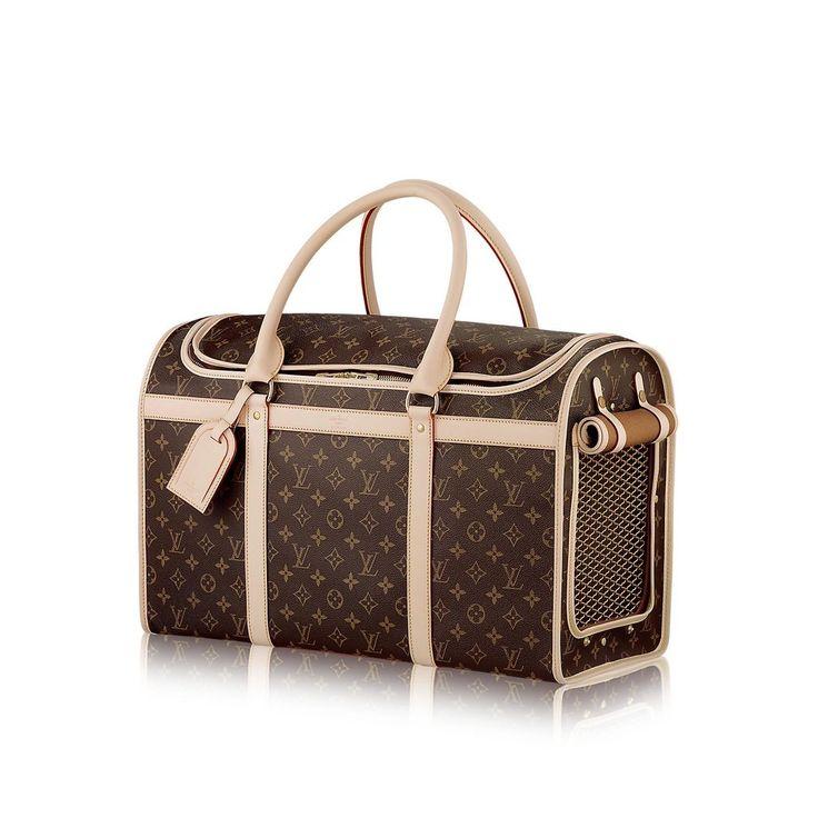 Lançamento Mala Louis Vuitton Bag Dog!   Luxo para seu Pet!  www.replicasdebolsa.com.br