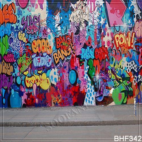 Outdoor 10'x10 'Computer gemalt / Digital Scenic Foto Hintergrund BHF342 … – #…