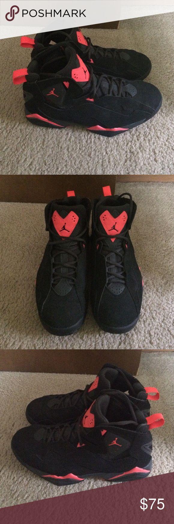 Air Jordan True Flight Air Jordan True flight size 9 (mens) worn 5 times Jordan Shoes Athletic Shoes