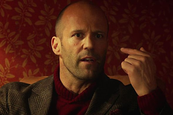Popcorn or pants?: Jason Statham gets gnarly in new Spy clip