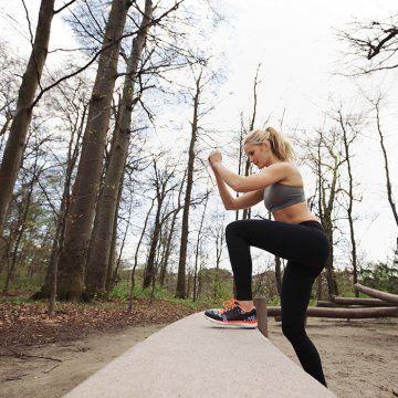 Leg Workouts Linked to Better Brain Health | Shape Magazine