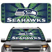 Seattle Seahawks Auto Sun Shade