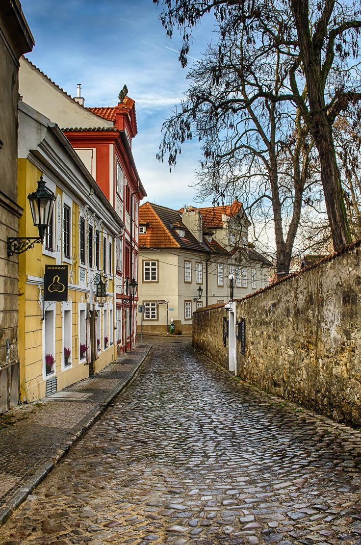 Prague - by Vladislav Sernov on 500px