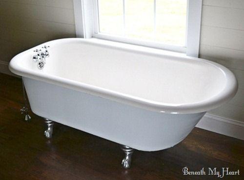 17 Best Ideas About Bathtub Refinishing On Pinterest Painting Old Bathroom
