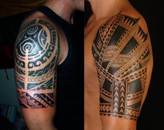 best 25 polynesian tattoos ideas on pinterest polynesian tattoo sleeve tribal tattoos and. Black Bedroom Furniture Sets. Home Design Ideas