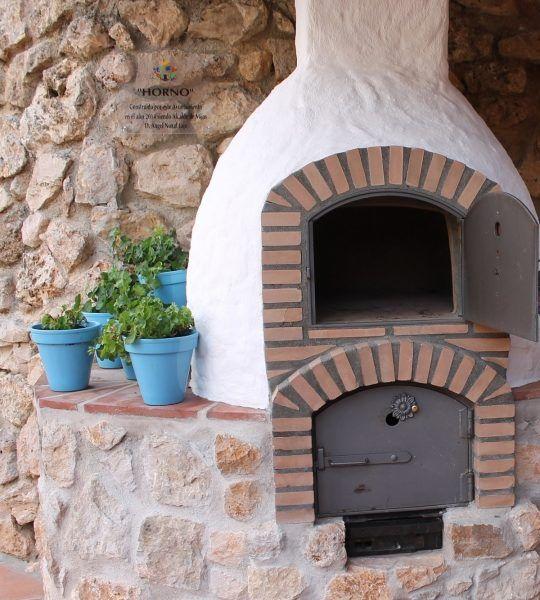 Construir Un Horno De Lea Great Beautiful With Cocinar Con Horno De - Como-construir-un-horno-de-lea