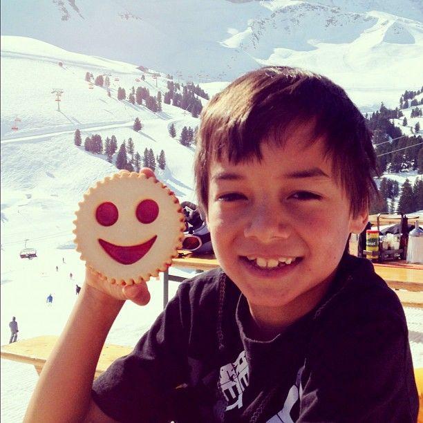 Smile! (my son David)