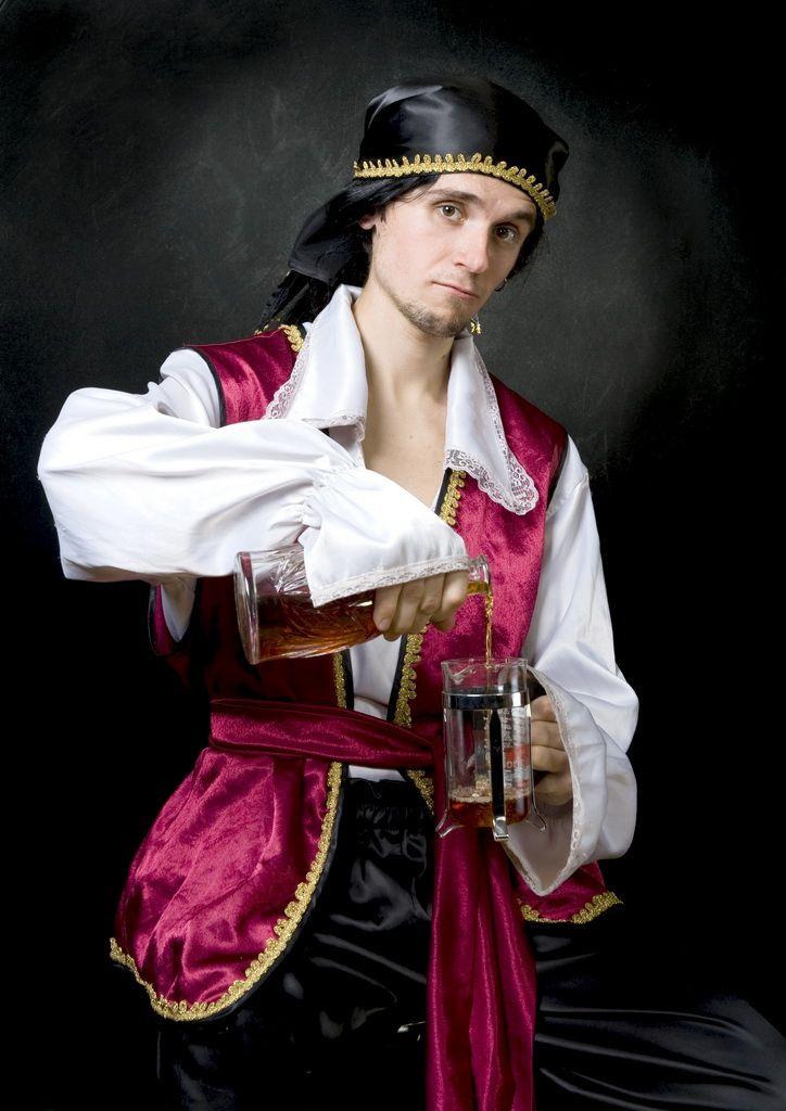 Веселые морские приключения с пиратом Джеком! Свистать всех наверх!