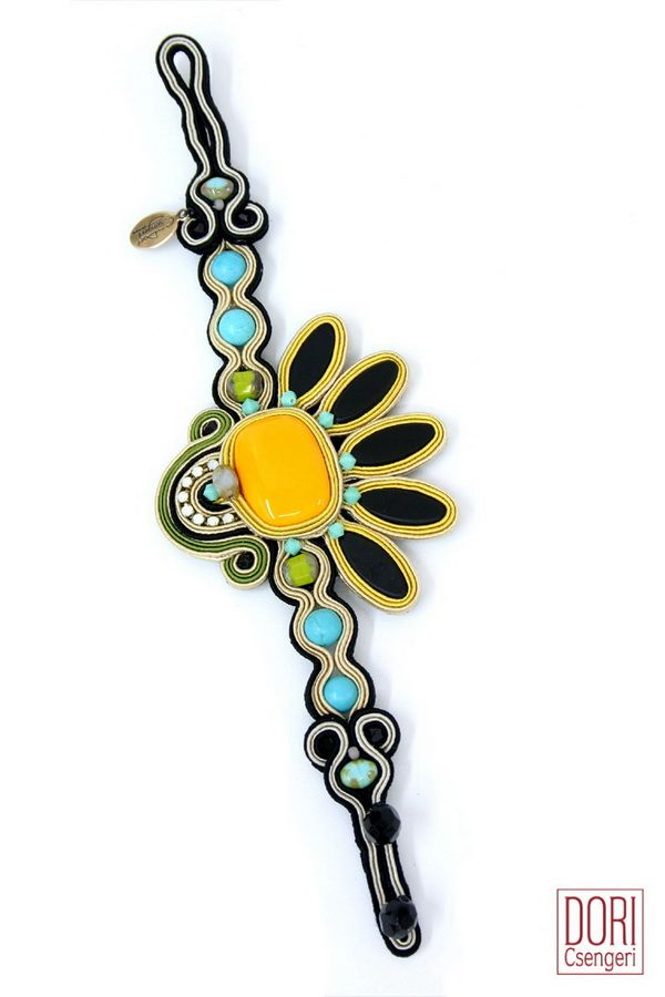 CCE-B222 , cceb222 , multicolor bracelets , floral bracelets , flower bracelets ,