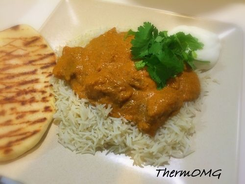 Eb's Butter Chicken — ThermOMG