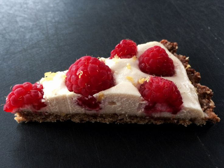 ... raspberry 'cream cheese' tart | SUPERFREE | Pinterest | Cheese Tarts