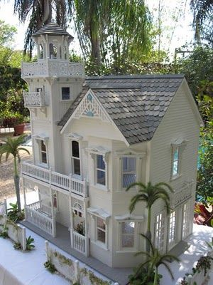 I don't care what anyone says, I still want a dollhouse to decorate and love :)  from Robin Carey's blog