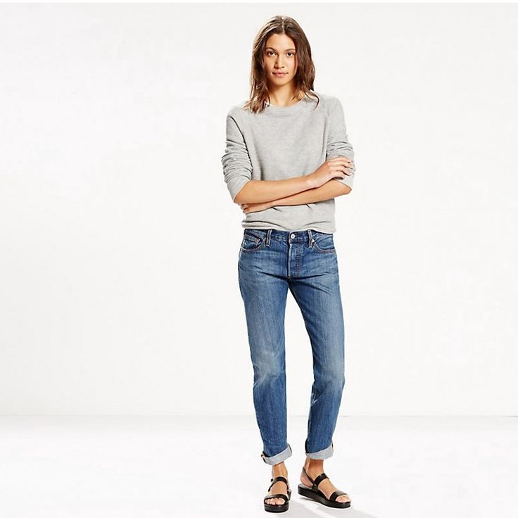 LEVI'S 501® JEANS FOR WOMEN - LONESOME ROAD. #levis #cloth #all