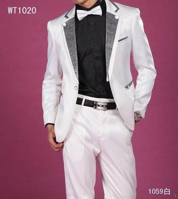 pesan online pakaian pernikahan dengan model jas pengantin pria yang paling modern dan keren