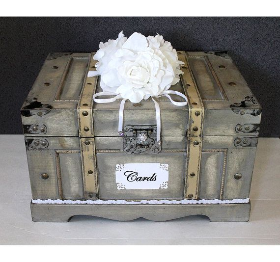 17 Best ideas about Rustic Card Boxes – Wooden Card Box Wedding