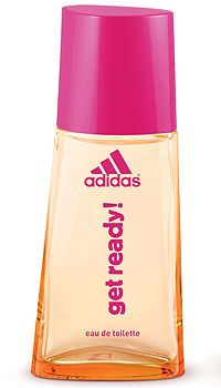 Adidas Get Ready! For Her Adidas perfume - a new fragrance for women 2014