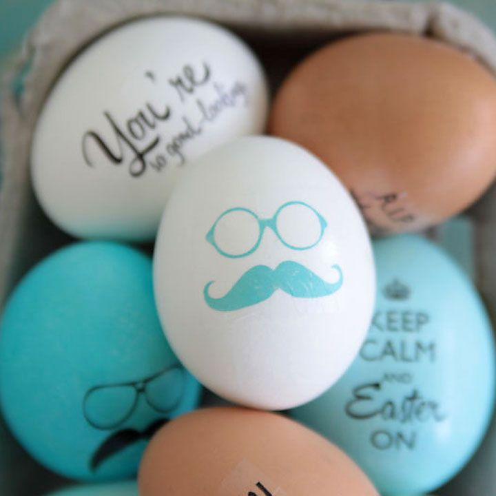 Tweet Pin It There are probably about a zillion different ways to decorate or dye eggs floating around the internet (yes, an actual zillion). So you really might not need one more idea, but we discovered this printable tattoo technique last year and my kids loved it (check out the LEGO eggs we made). So I'm back with …