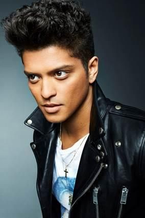 Bruno Mars, singer, songwriter, record producer, voice actor, and choreographer