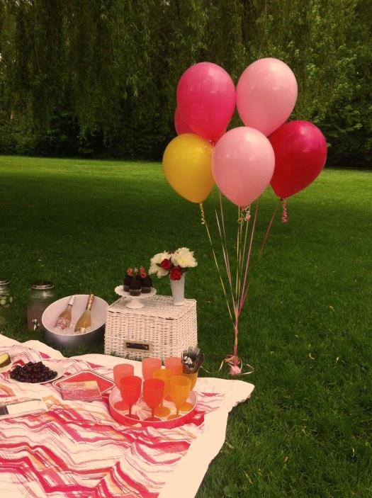 Birthday Picnic www.peridotruby.com