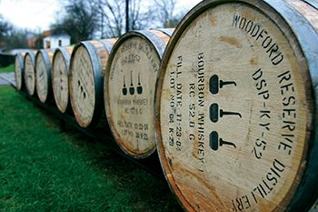 "Kentucky's Woodford Reserve and Buffalo Trace are among the ""Top 10 American Whiskey Distilleries To Tour Now,"" according to Forbes Travel Guide"