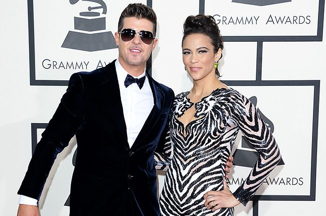 Robin Thicke & Paula Patton: A Love Timeline Through His Music | Billboard