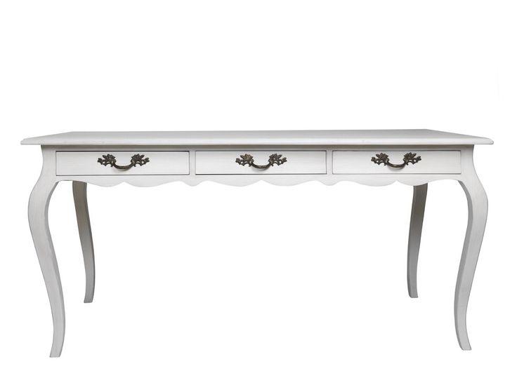 Baroque desk by KA Roos Dimensions: 135 cm x 72 cm  x 74 cm height