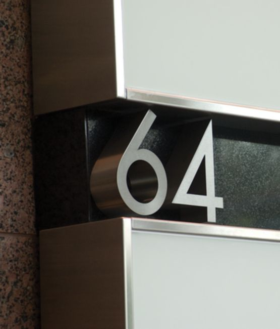 Image from MOD - asi signage innovations project: Perimeter Center East - Dunwoody, GA