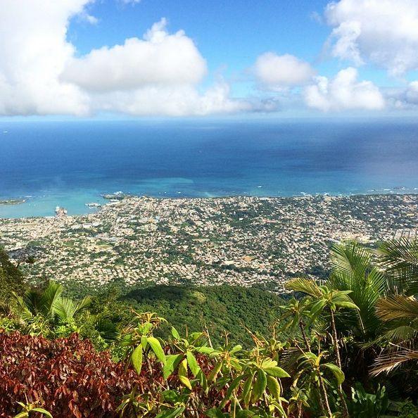 Vi vil vise jer den fantastiske Dominikanske Republik! Dette billede er taget fra bjerget Isabel de Torres, hvor du får en betagende udsigt over Puerto Plata! www.apollorejser.dk/rejser/nord-og-central-amerika/den-dominikanske-republik