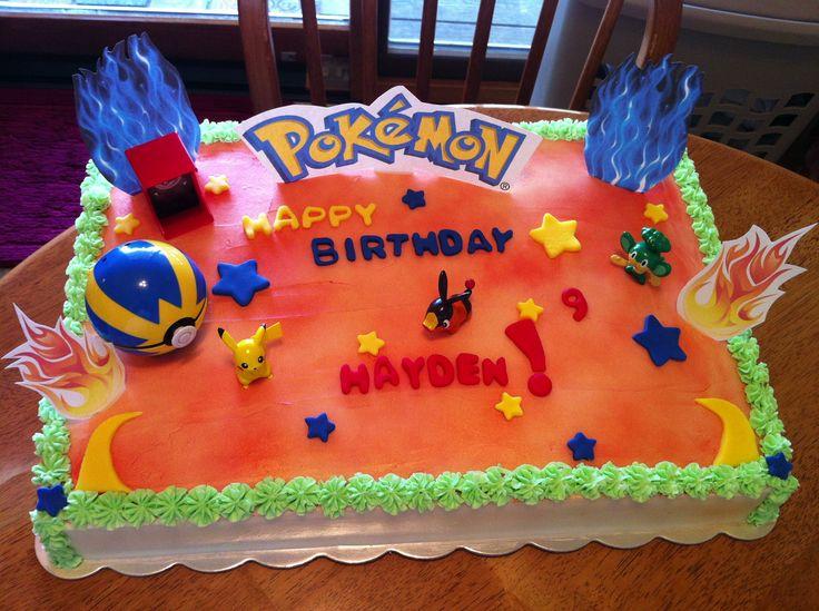 Pokemon Lugia Birthday Cakes