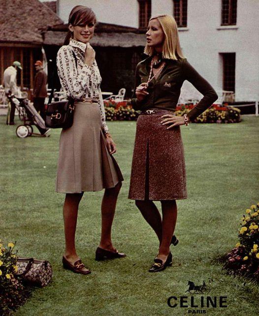 Celine ads 1979