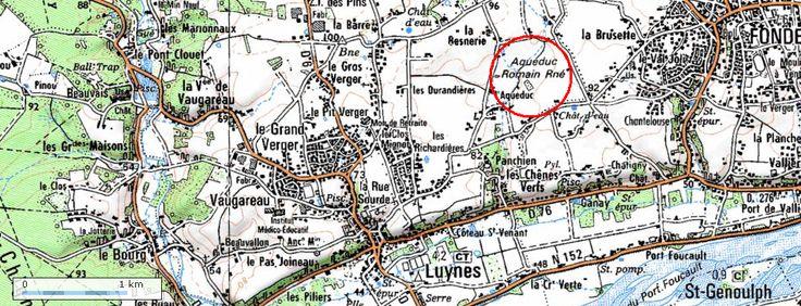 Aqueduc de Luynes.