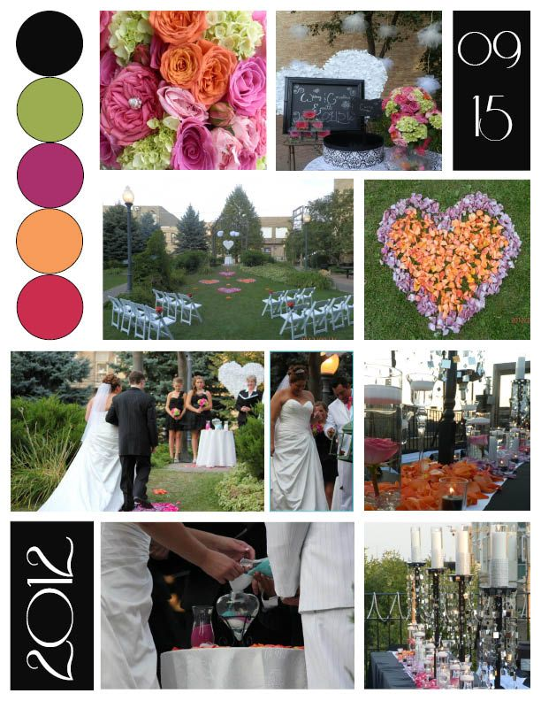 31 exceptional september outdoor wedding ideas for Wedding themes for september
