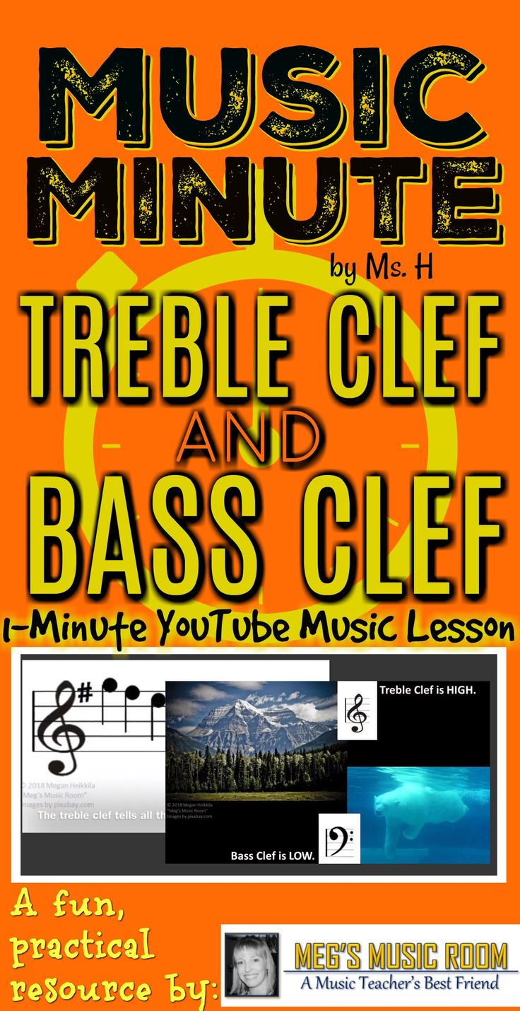 Show this to your elementary music kids as a fast and easy intro to the treble clef and bass clef music staff! Great as an intro to your melody unit and as a bell ringer (class starter)! #musicteacher #iteachmusic #musiceducation #musicclassroom #elmused #musicteacherlife #elementarymusicteacher #musicteachersofinstagram #instamusiced #musiced #elementarymusic #musicteachersrock #teachersfollowteachers #teacherlife #teachersofinstagram #iteach #iteachtoo