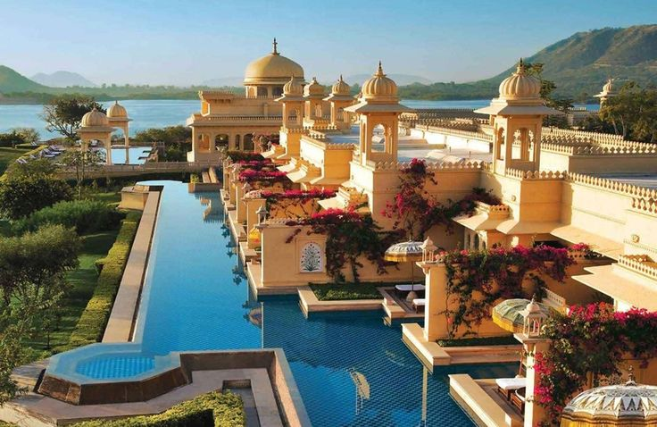 The Oberoi Udaivilas - Udaipur, India