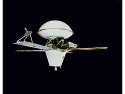 Viking 1 was the first of two spacecraft (along with Viking 2) sent to Mars as part of NASA's Viking program.[2] It was the first spacecraft to successfully land on Mars and perform its mission,[3] and held the record for the longest Mars surface mission of 2307 days[2] or 2245 sols[2] (from landing until surface mission termination, Earth time) until that record was broken by the Opportunity Rover on May 19, 2010.[